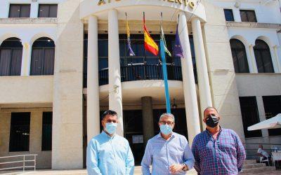 """El PP de Málaga despliega su rechazo ante el """"asalto"""" del Gobierno a los ahorros municipales"""