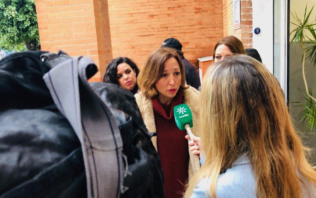 """Patricia Navarro: """"Con Juanma Moreno de presidente nadie esperará más de dos meses para ser operado"""""""