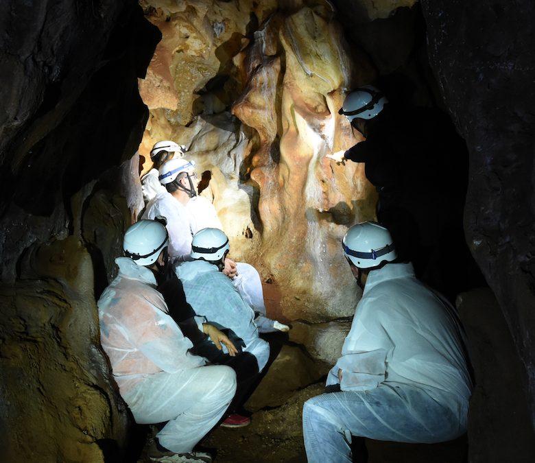 El equipo de científicos del proyecto de gestión de La Cueva de la Victoria realiza la primera expedición piloto para hacerla visitable