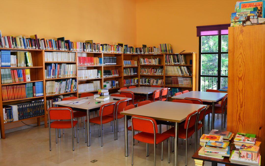 El Ayuntamiento de Rincón de la Victoria adquiere un nuevo lote de libros para las Bibliotecas del municipio por un importe de 8.107 euros