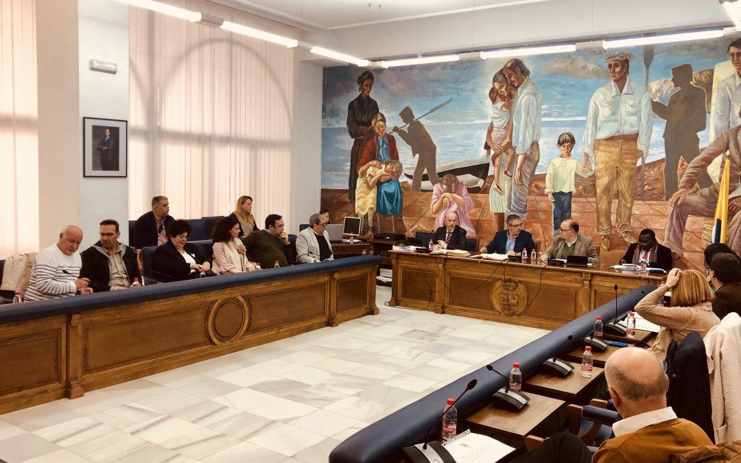 Rincón de la Victoria aprueba una bajada de tipo de IBI para 2019