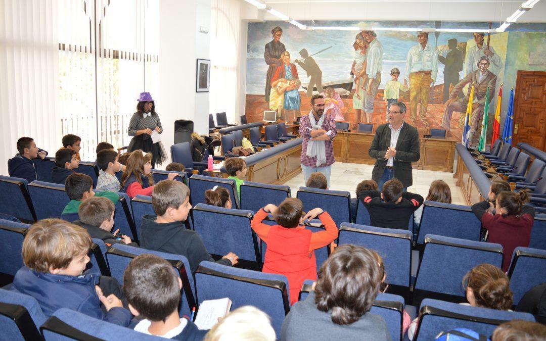 El Ayuntamiento de Rincón de la Victoria organiza diversos actos con motivo de la conmemoración del 40º Aniversario de la Constitución Española