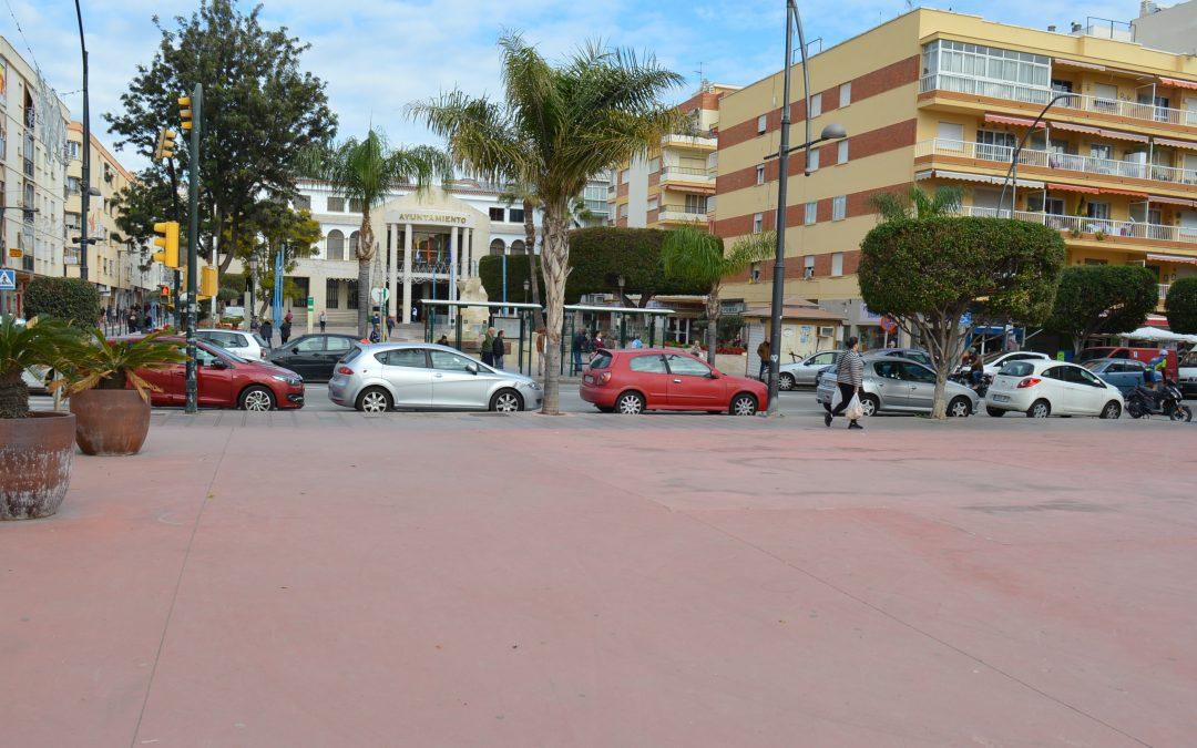 El Ayuntamiento adjudica el proyecto de ampliación de la Plaza Al-Ándalus de Rincón de la Victoria con una inversión cercana a los 238.000 euros