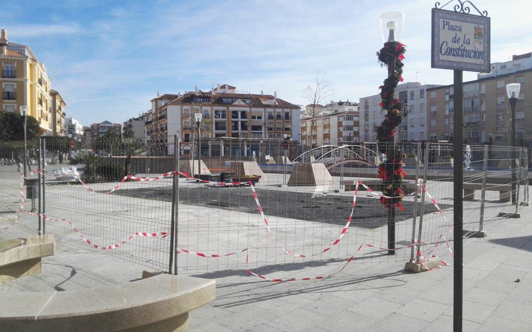 Rincón de la Victoria contará con el primer Parque Infantil de Playmobil en la céntrica Plaza de la Constitución
