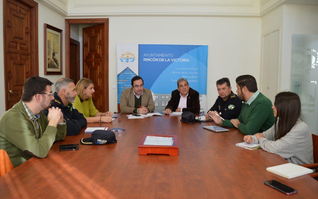 Rincón de la Victoria continua con el proyecto educativo STARS para el fomento de la movilidad sostenible entre escolares