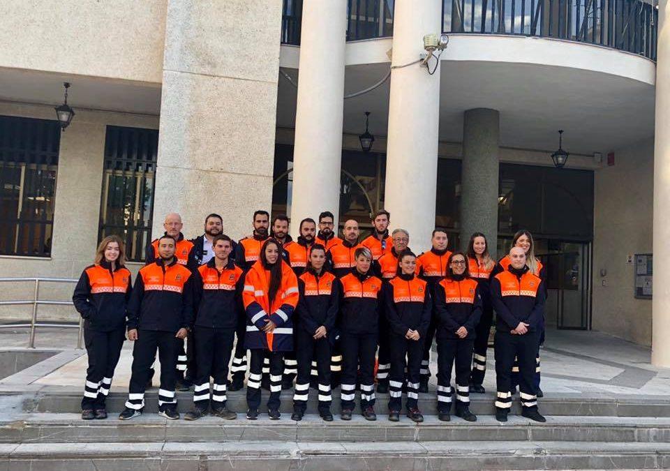 Protección Civil de Rincón de la Victoria tendrá nuevas instalaciones junto a la Jefatura de La Policía Local y Bomberos