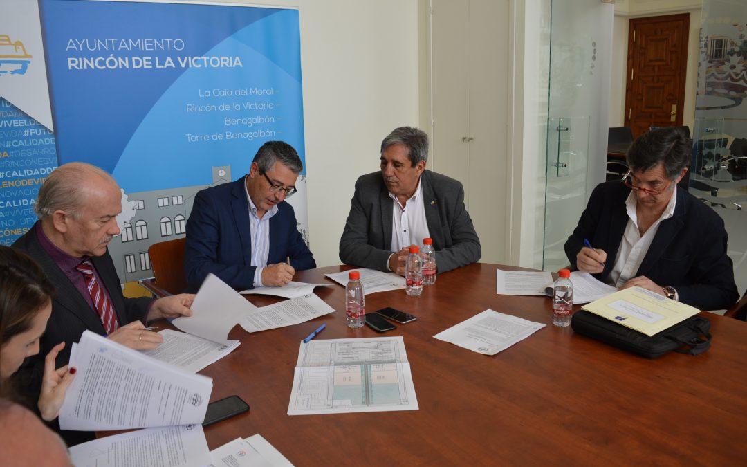 El Ayuntamiento de Rincón de la Victoria abrirá un nuevo espacio abierto al mar en la zona de Huerta Julián