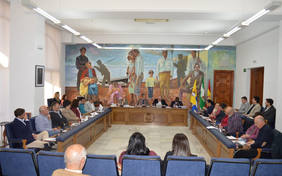 El Pleno de Rincón de la Victoria aprueba de forma definitiva los presupuestos municipales de 2019 que ascienden a 45.1 millones de euros