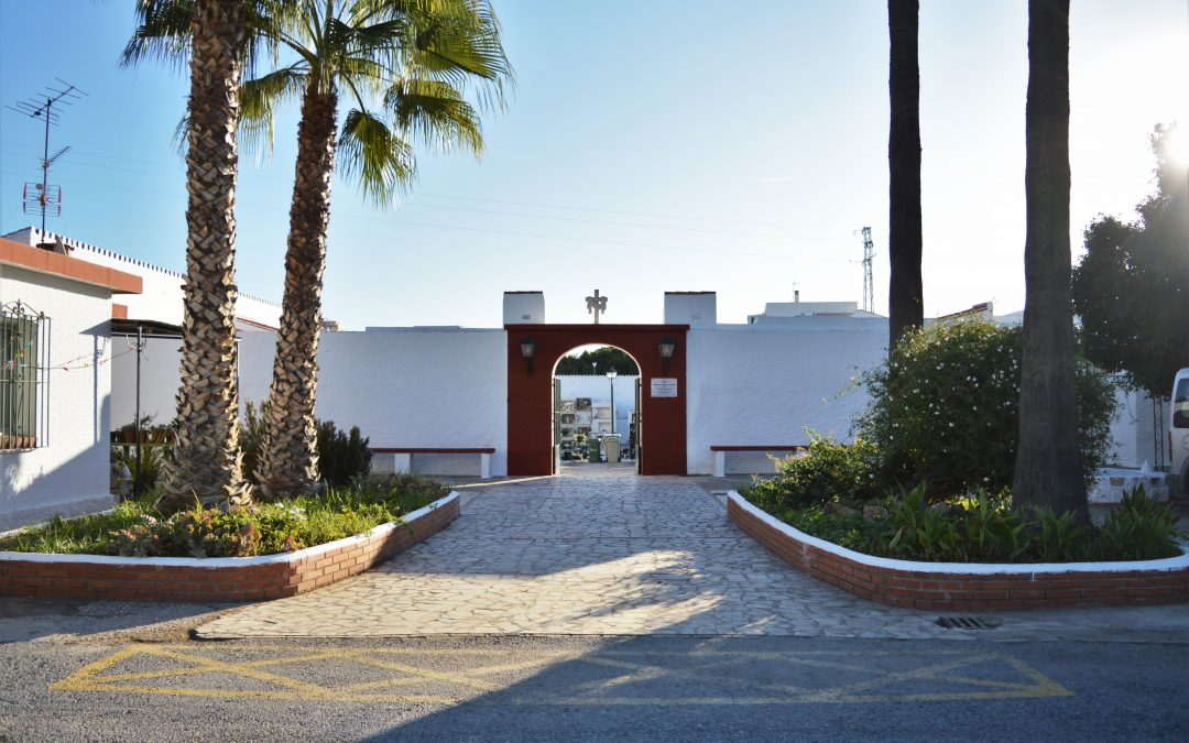 Licitadas las obras de la primera fase de la ampliación del Cementerio de Rincón de la Victoria con un presupuesto de 267.369 euros