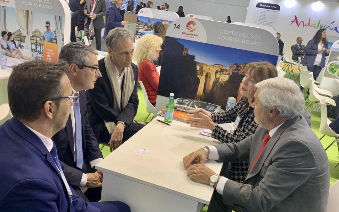 Rincón de la Victoria se suma a la estrategia de Turismo Costa del Sol en busca del turista Premium en el segmento del Golf