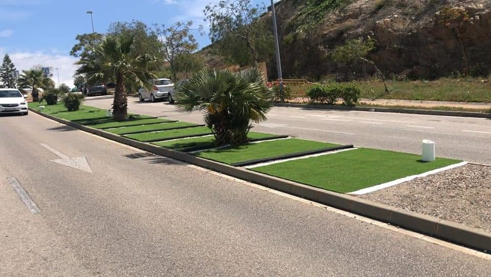 El Ayuntamiento de Rincón de la Victoria da luz verde al inicio del procedimiento de licitación para la contratación del servicio de conservación y mantenimiento de zonas verdes públicas municipales
