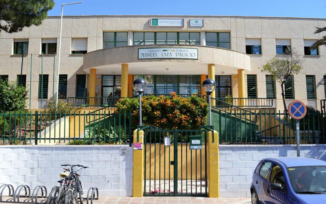 Servicios Operativos instalará un nuevo parque infantil en el CEIP Manuel Laza Palacio por un importe inversor de 14.289 euros