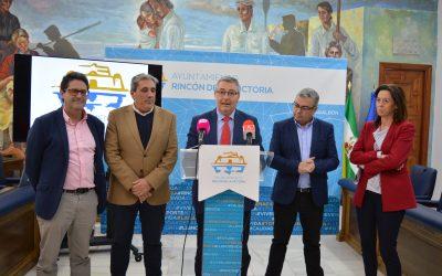 Rincón de la Victoria contará con un sistema pionero de vigilancia inteligente para detectar la acumulación de toallitas en las aguas residuales