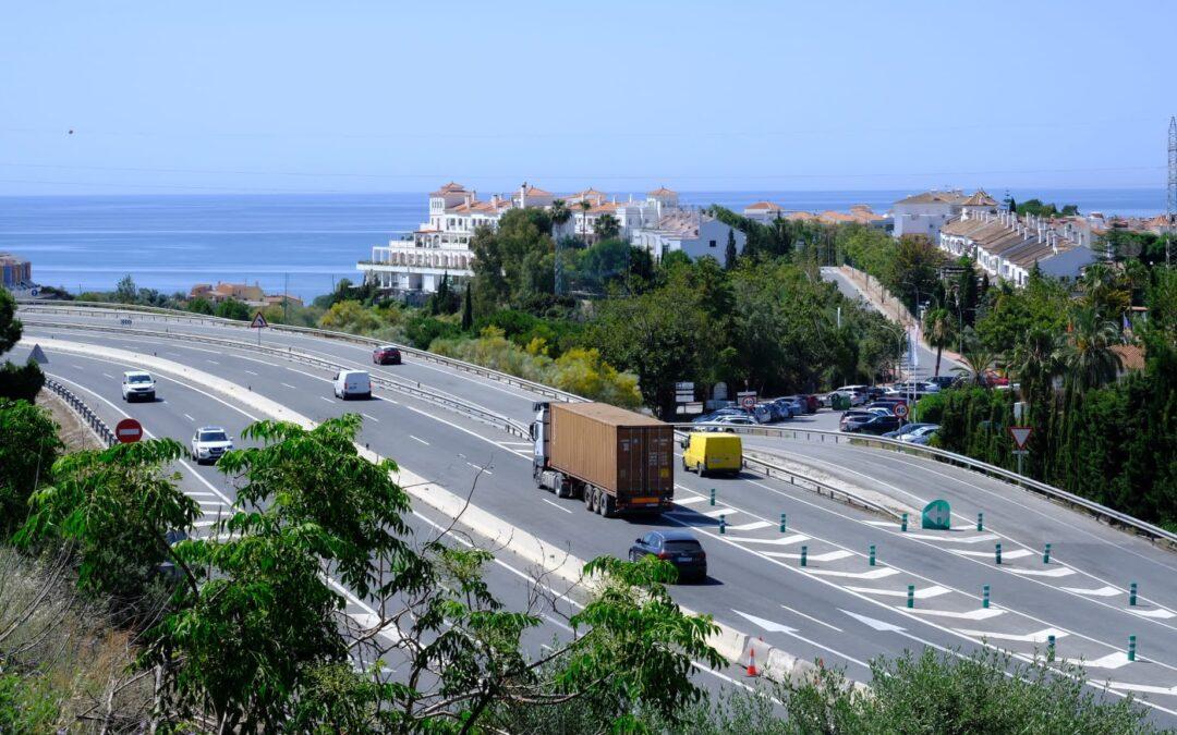 El Partido Popular pide al Gobierno que la autovía entre Rincón de la Victoria y Málaga se considere vía metropolitana e interurbana para evitar el pago de peaje